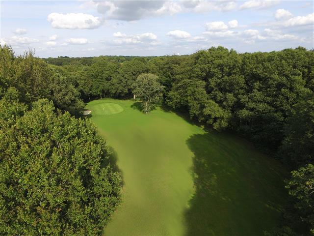 7th hole, Ley Hill Golf Club