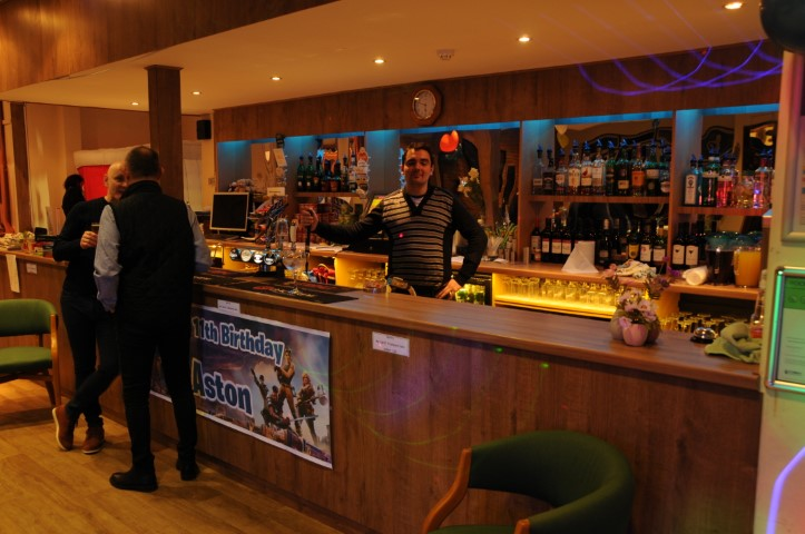 Bar, Ley Hill Golf Club