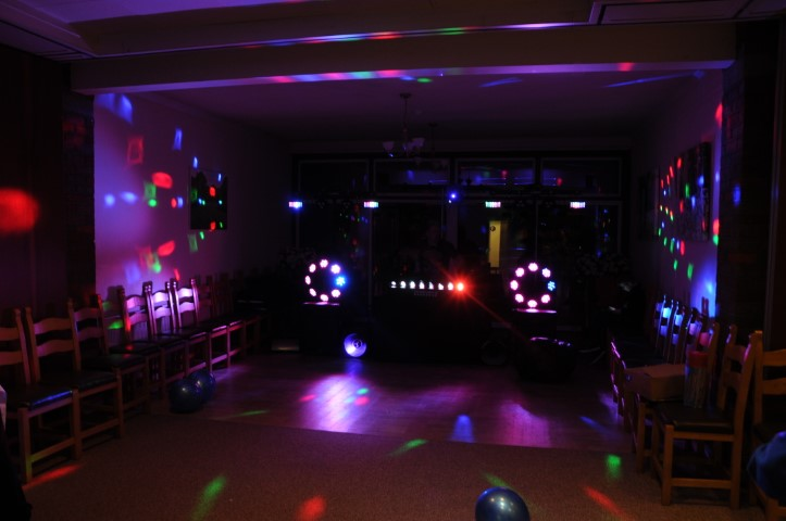 Kid's Disco, Ley Hill Golf Club